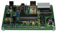 ATmega8/88 Testboard Leiterplatte