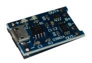 micro USB Lipo Lader