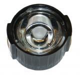LED Kunststoff-Linse 90°