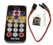 Infrarot-Fernbedienung-Set für Arduino und andere Mikrocontroller