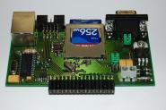 AVR Webmodule Leiterplatte V1.2