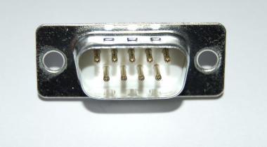D-SUB 9polig Stecker