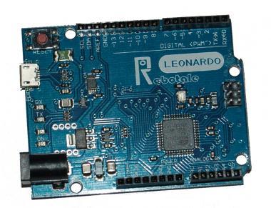 Arduino Leonardo Clone