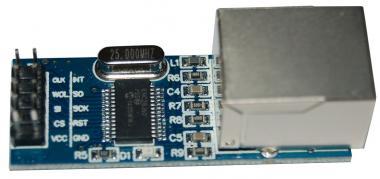 ENC28J60 Netzwerkmodule