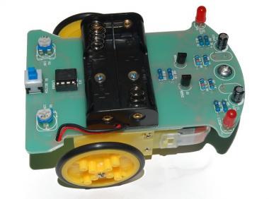 Tracking-Robot-Car