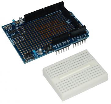 ProtoShield Mini Breadboard