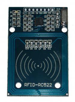 RFID-Kit RC522 mit MIFARE Transponder und Karte