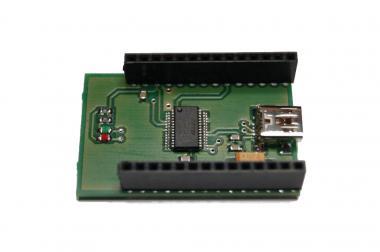 USB Adapter für AVR RFM22 Module