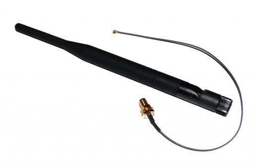 2,4GHz WLAN Antenne mit Kabel