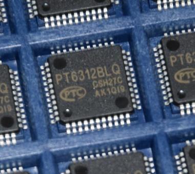 PT6312 VFD Treiber