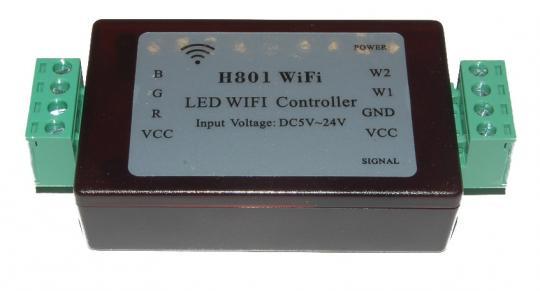5K LED STRIP WLAN CONTROLLER