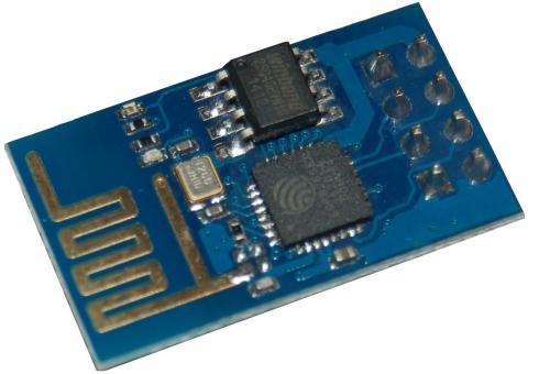 ESP-01 WLAN Module (ESP 8266)