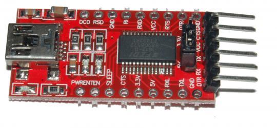 USB zu RS232 TTL Konverter