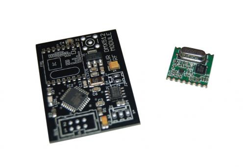 DMX Funk 433 MHz (teilbestückt)