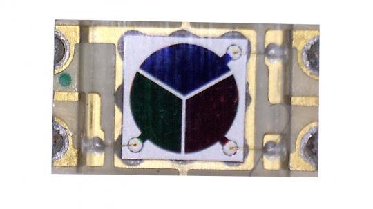 SMD RGB Farbsensor KPS-5130PD7C