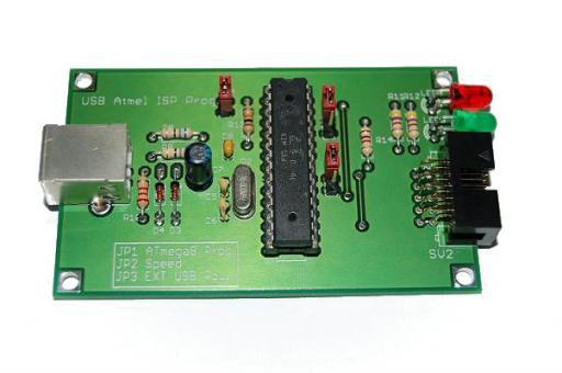 USB ASP Bausatz