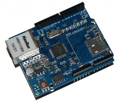 W5100 Ethernet Shield
